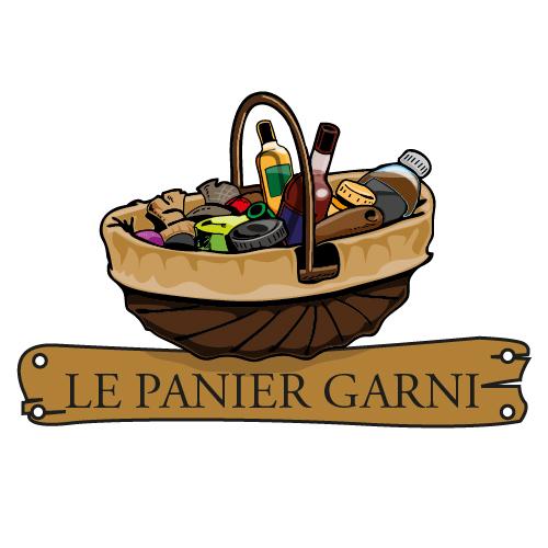 Logo Panier Garni