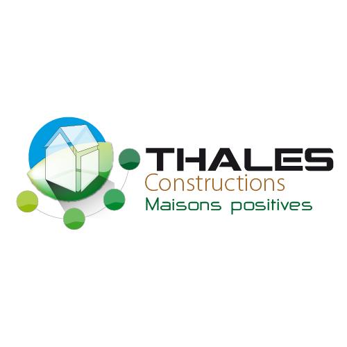 Logo Thalès constructino